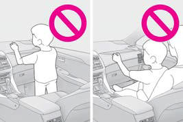Lexus NX. SRS airbag instructions for Canadian owners (in French)